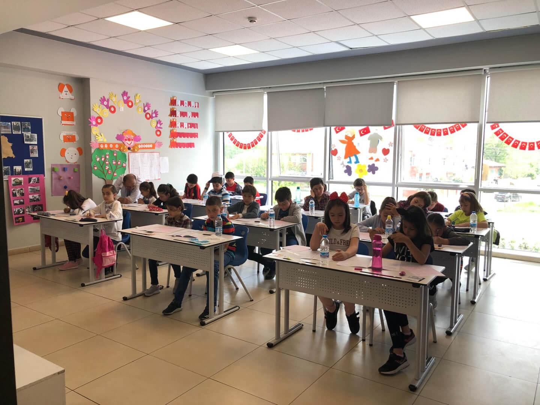 Etkin Kolej | Matematik Olimpiyat Sınavı