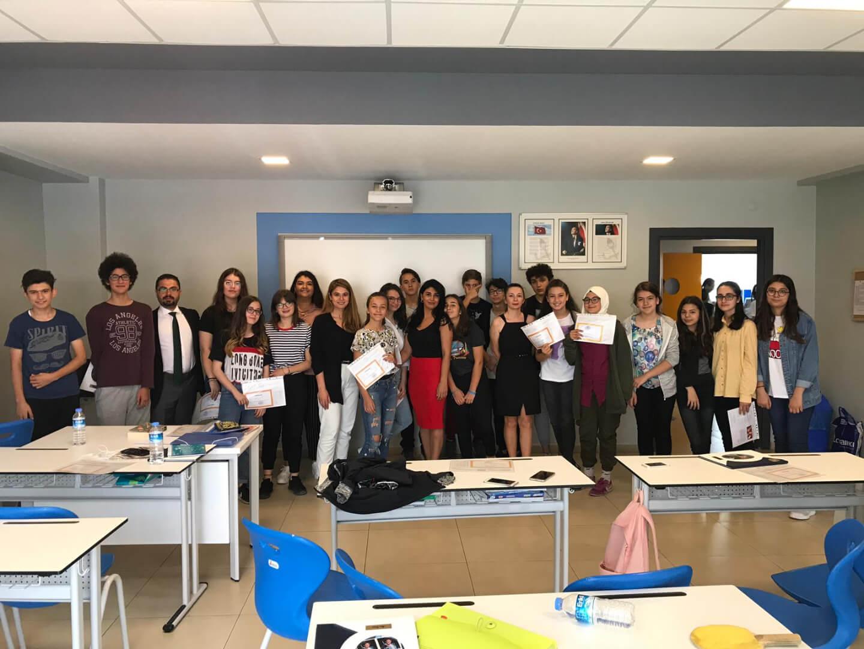 Etkin Kolej | Son Ders Zili Çaldı
