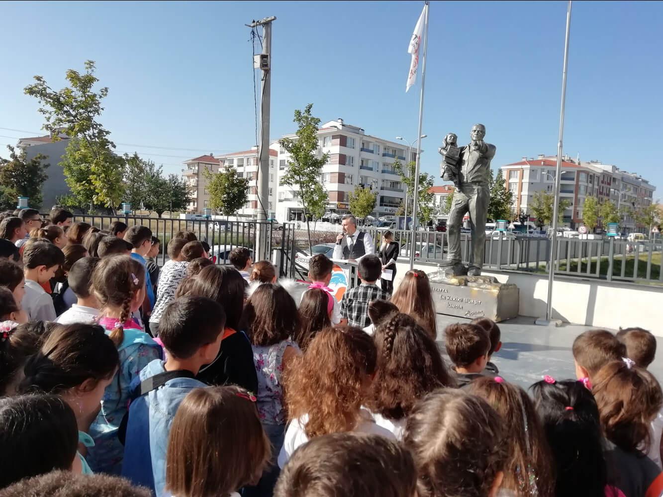Etkin Kolej | İlköğretim Haftası Açılışı