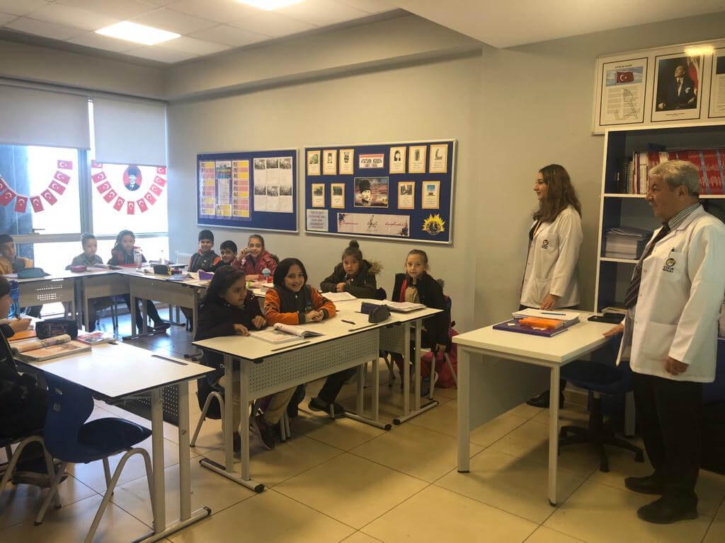 Etkin Kolej | Yabancı Dilde Etkin