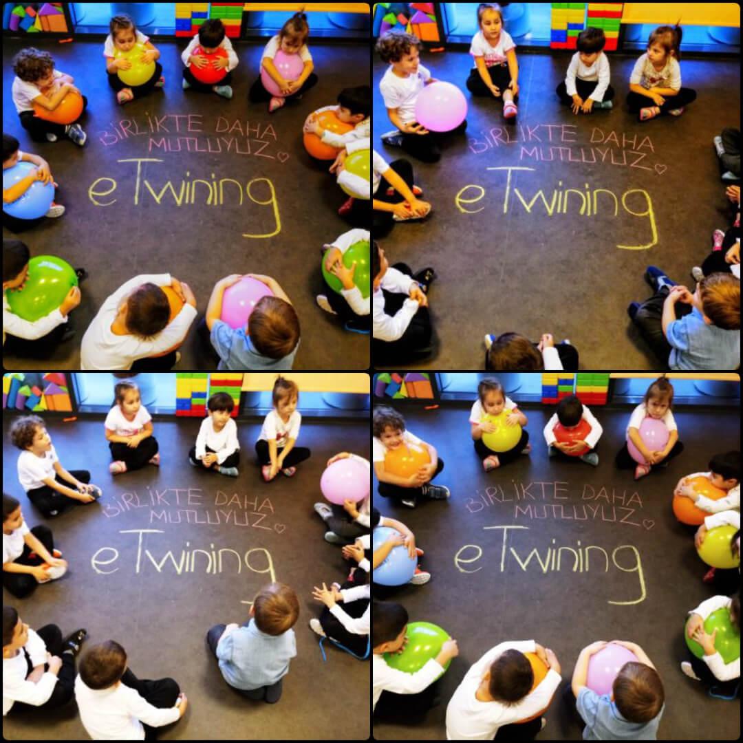 Etkin Kolej | Etkin Kolej'de Etwining Rüzgarı