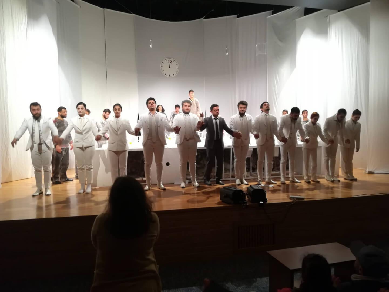 Etkin Kolej | 10 Aralık Dünya İnsan Hakları Günü Tiyatro Etkinliği