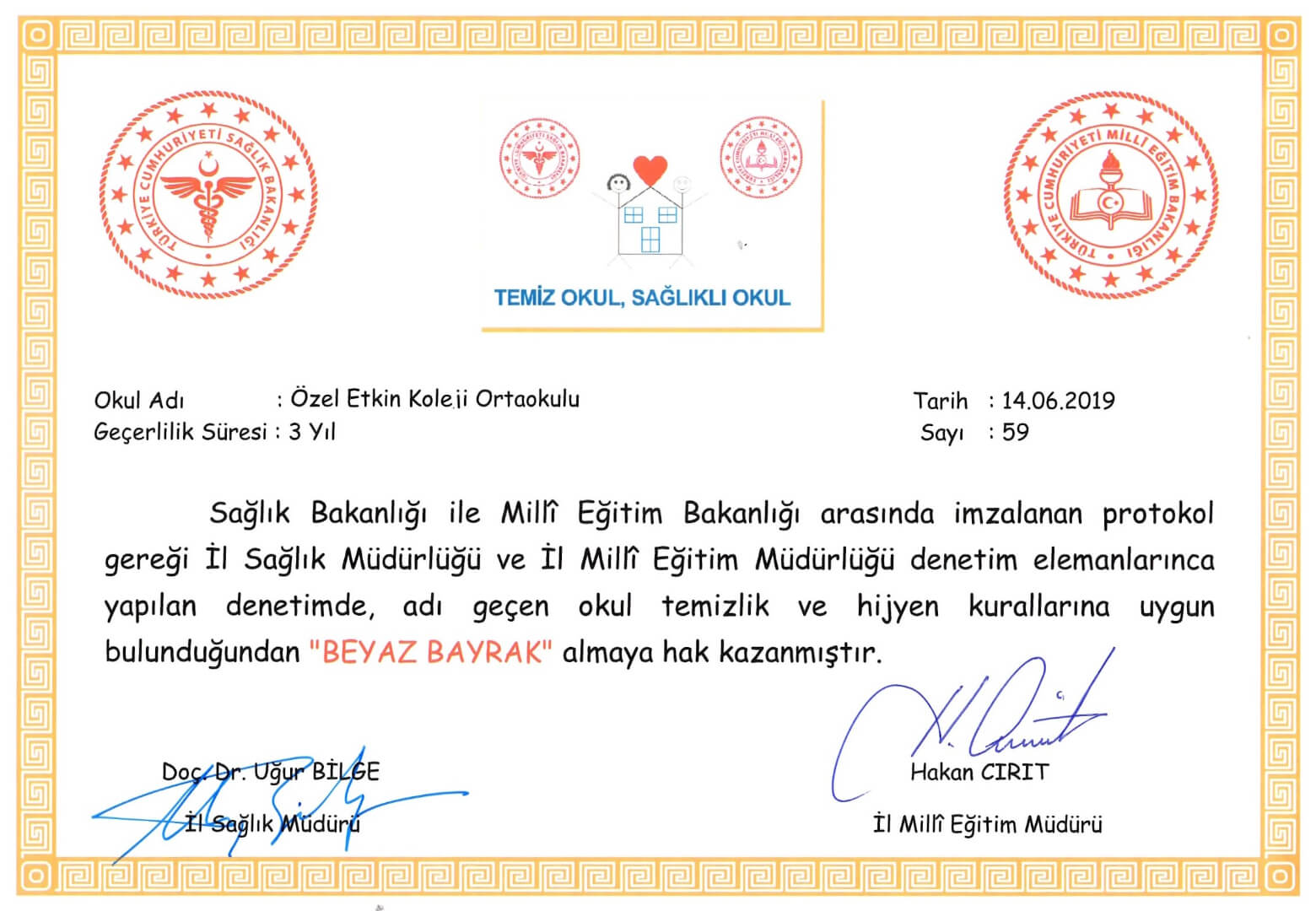 Etkin Kolej | Eskişehir'de Etkin Kolej