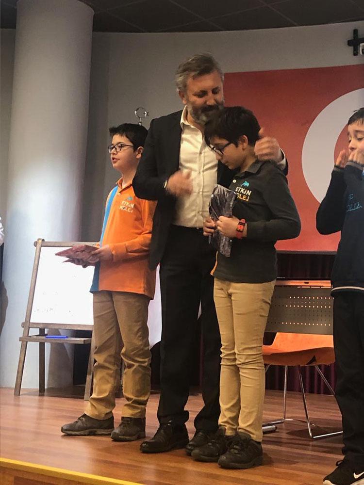 Etkin Kolej | İngilizce Kelime Yarışması