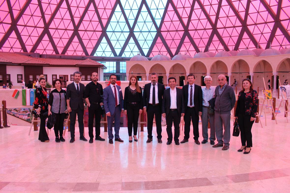 Etkin Kolej | Dünyada Etkin Türk Kültürü
