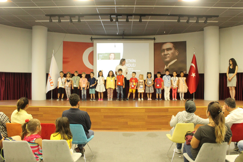 Etkin Kolej | 1. Sınıflar Oryantasyon Programı Gerçekleştirildi.