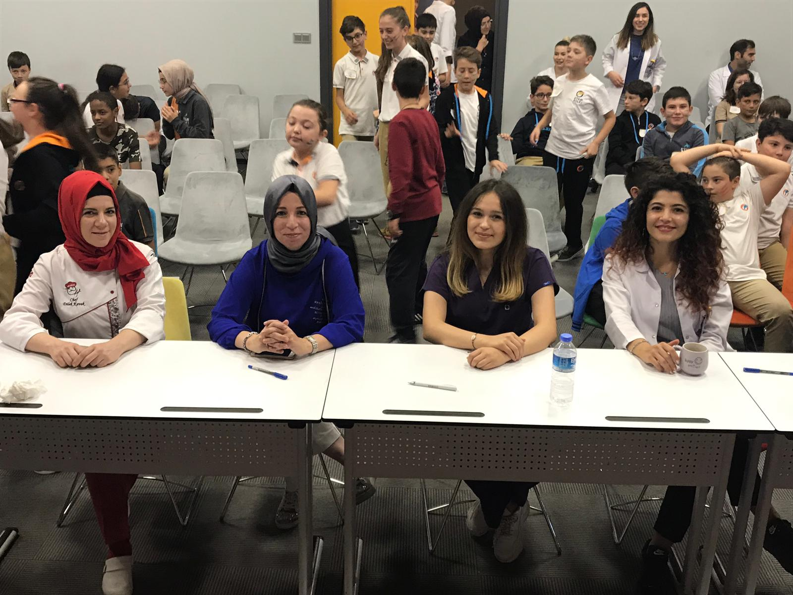 Etkin Kolej | ETKİN CHEF Etkinliği