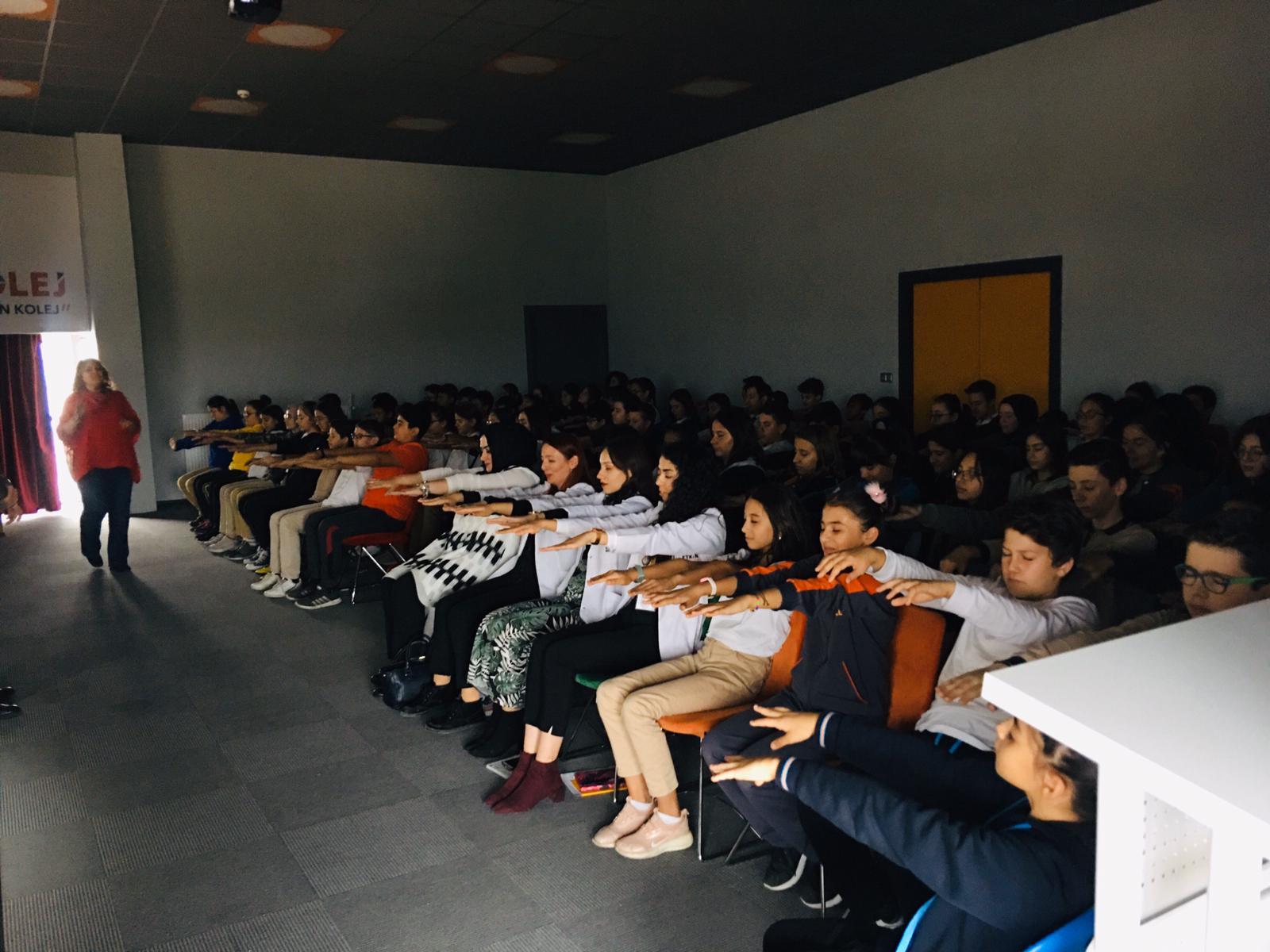 Etkin Kolej | Kariyer Günü Etkinliği