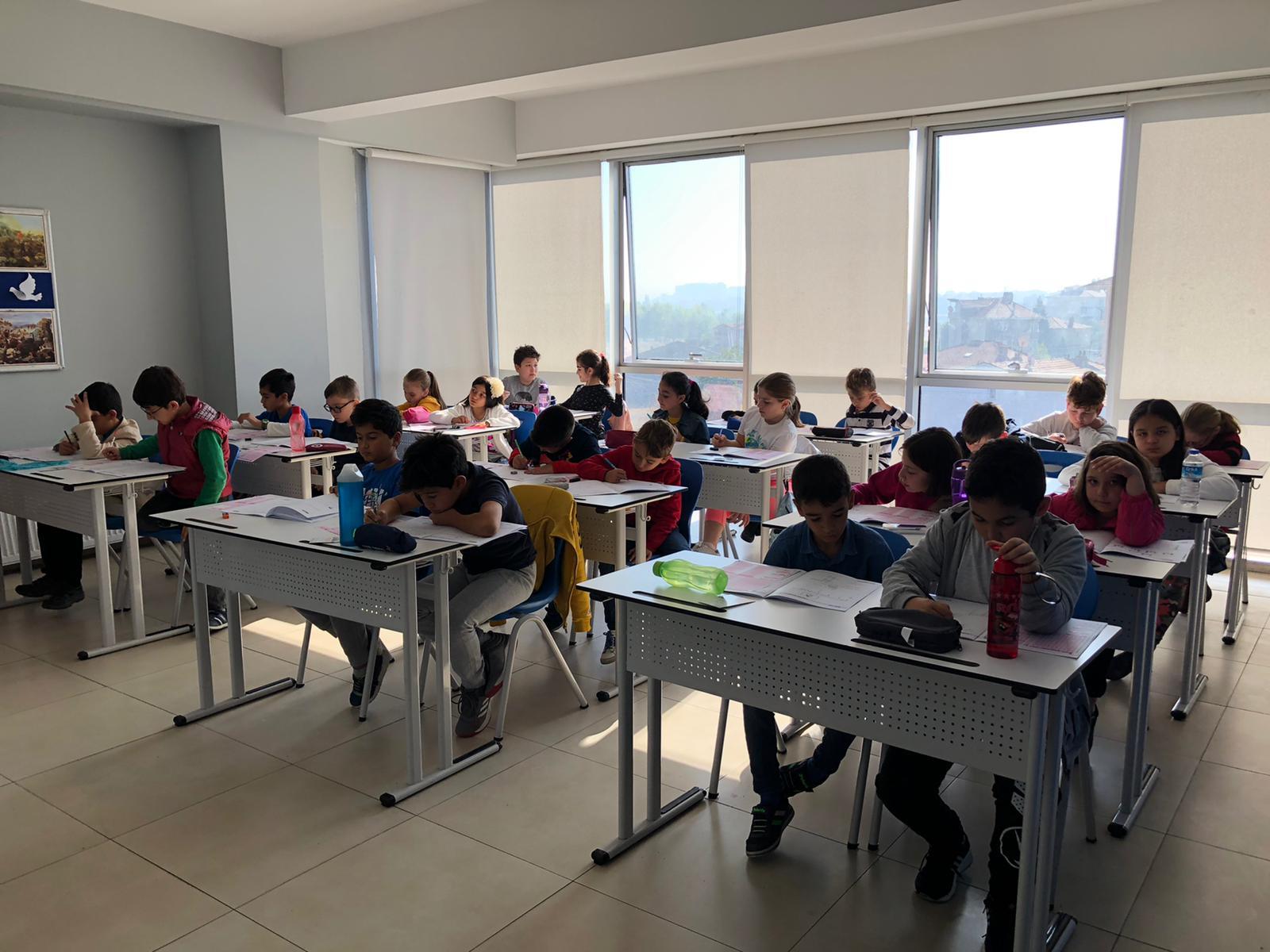 Etkin Kolej | 7. Matematik Olimpiyatları Gerçekleştirildi
