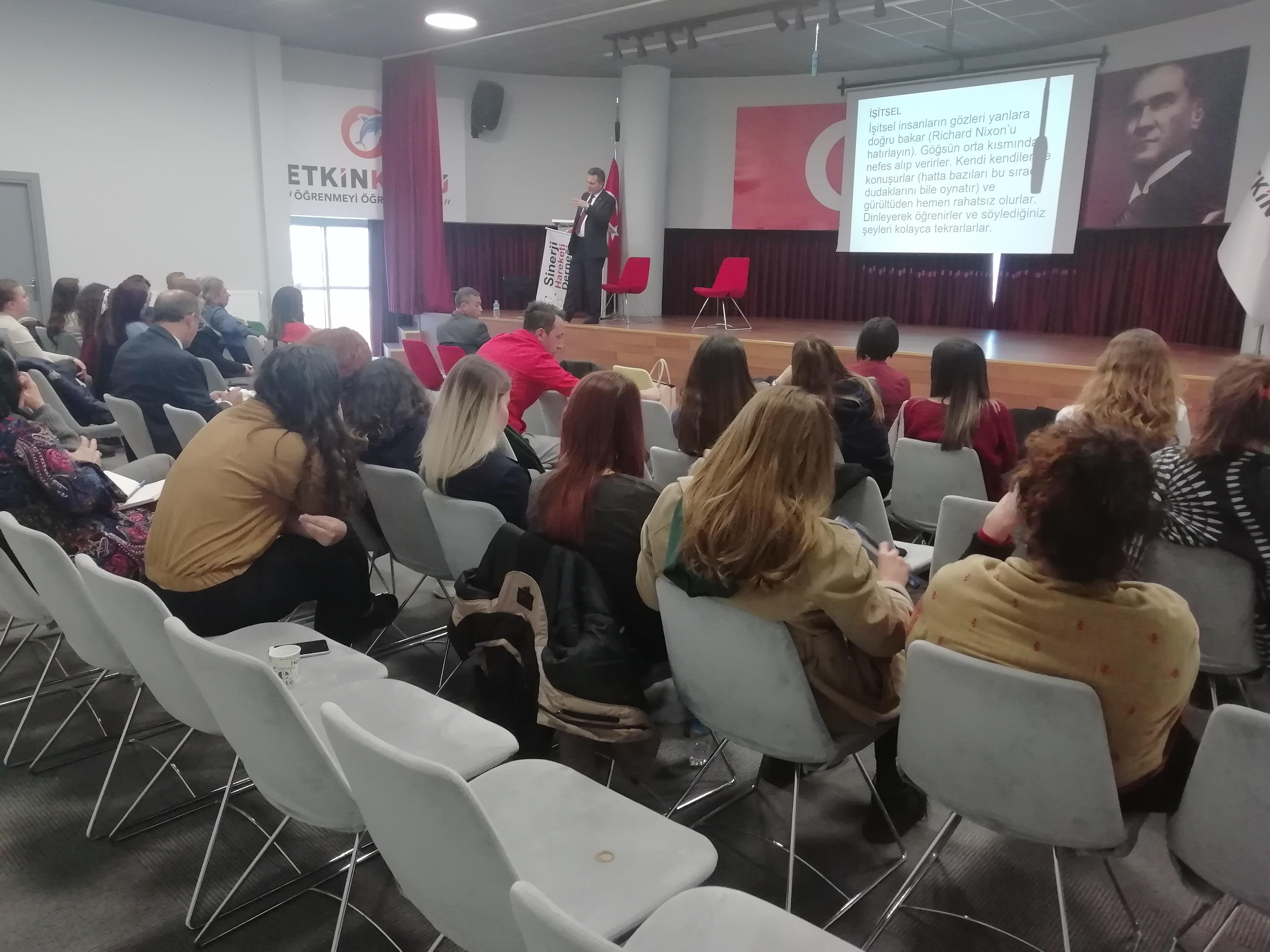 Etkin Kolej | NLP Pratisyen, Master ve Trainer – İnsanı ve Kendini Tanıma Sanatı Farkındalık Eğitimi