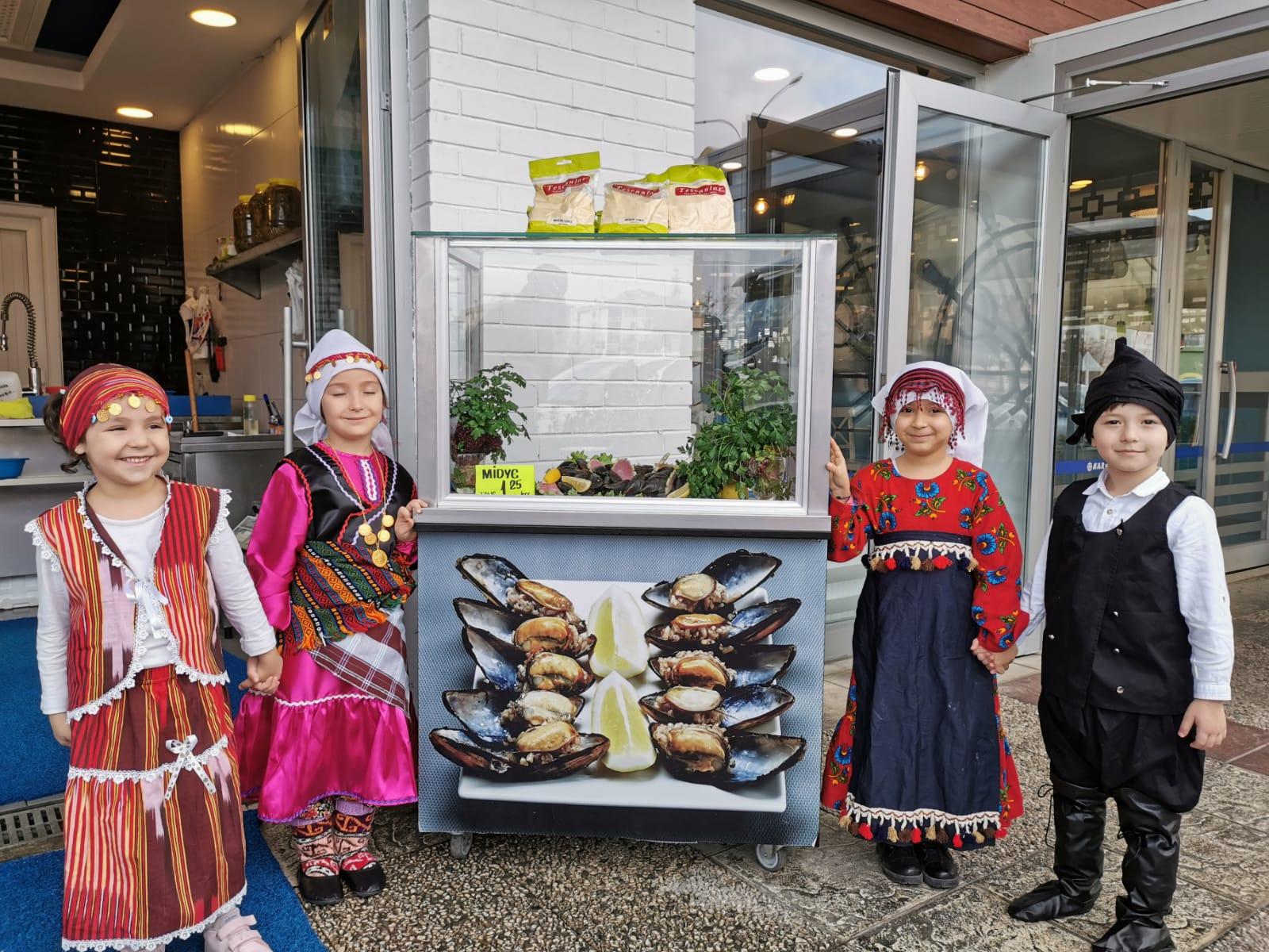 Etkin Kolej | Türkiye'mizin Bölgelerini Öğreniyorum Etkinliği / Karadeniz Bölgesi