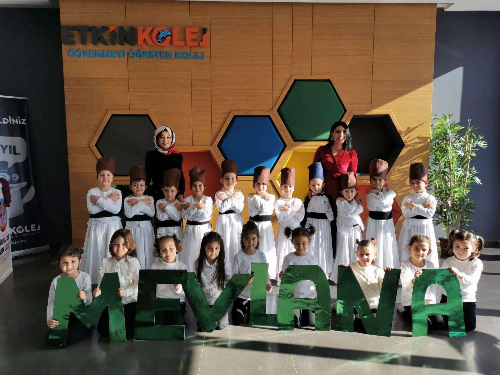 Etkin Kolej | Şeb-i Arus Anma Töreni