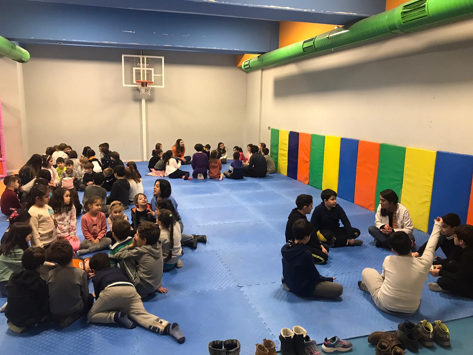 Etkin Kolej   ESKİŞEHİR'DE SPORDA ETKİN ÖĞRENCİLER