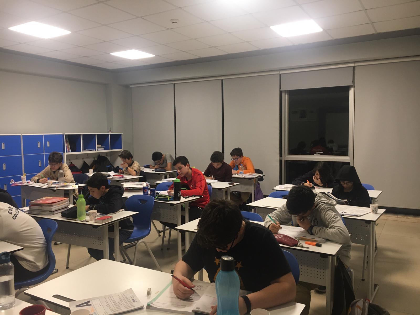 Etkin Kolej | GECE OKULU