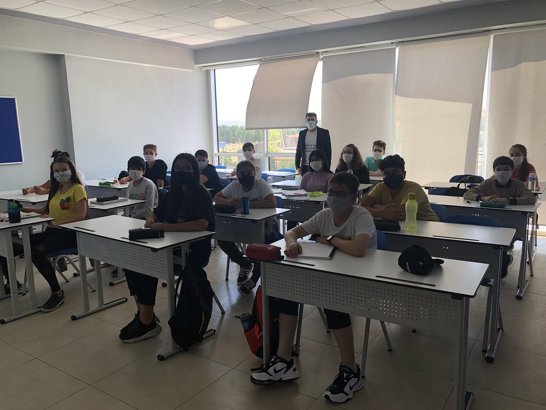 Etkin Kolej | YENİDEN KAVUŞMANIN HEYECANI İÇİNDEYİZ