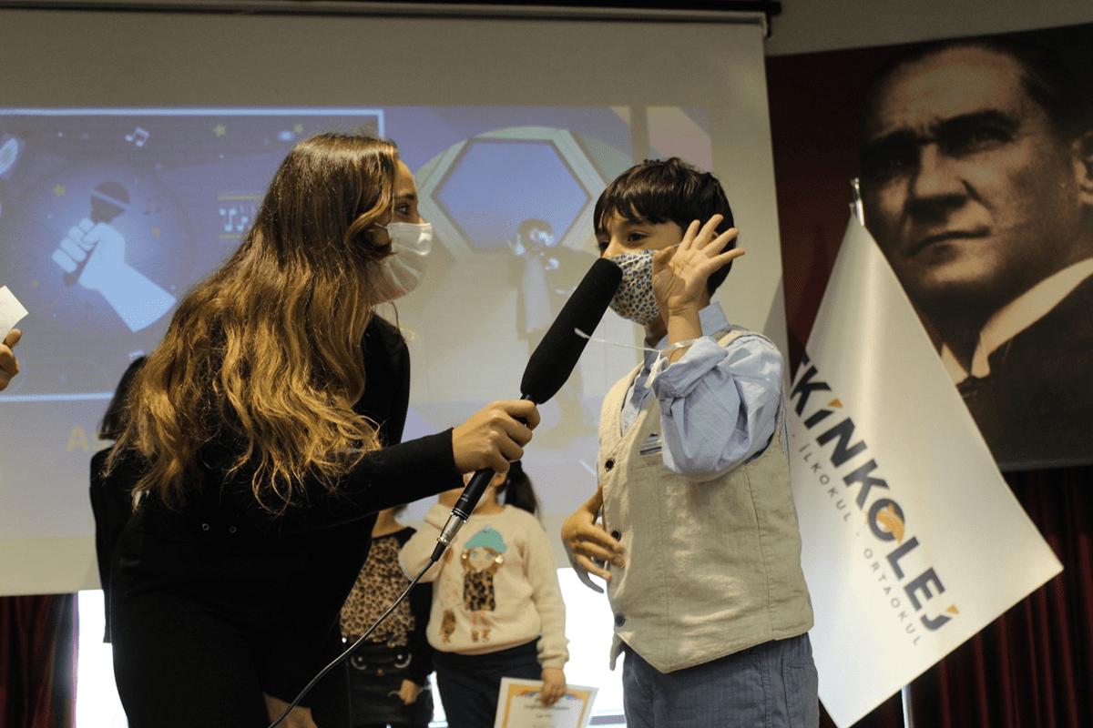 Etkin Kolej | THE VOICE ETKİN