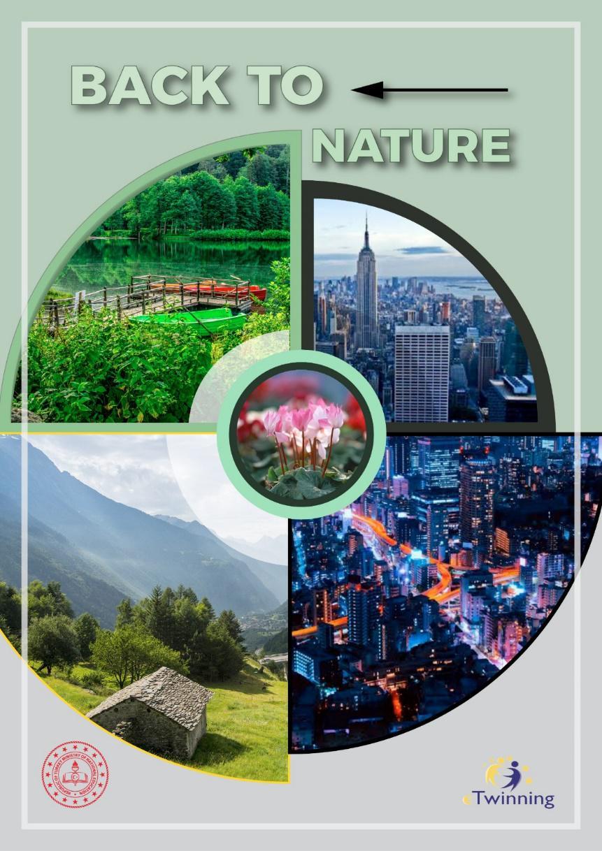 Etkin Kolej | Back to Nature- Doğaya Dönüş