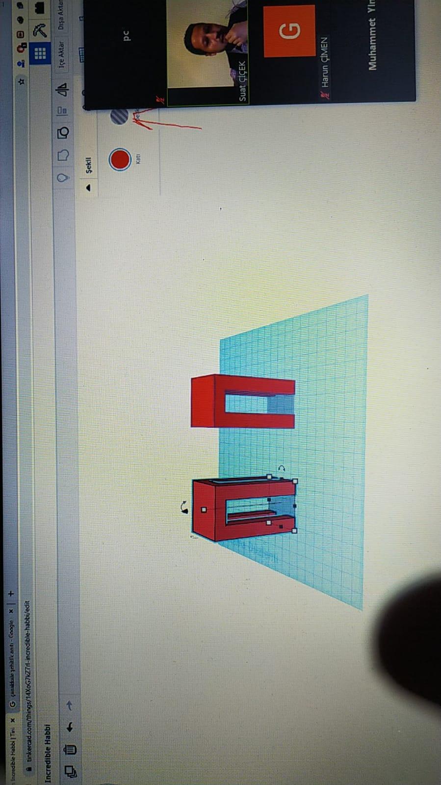 Etkin Kolej   Tarihe  3D Dokunuş