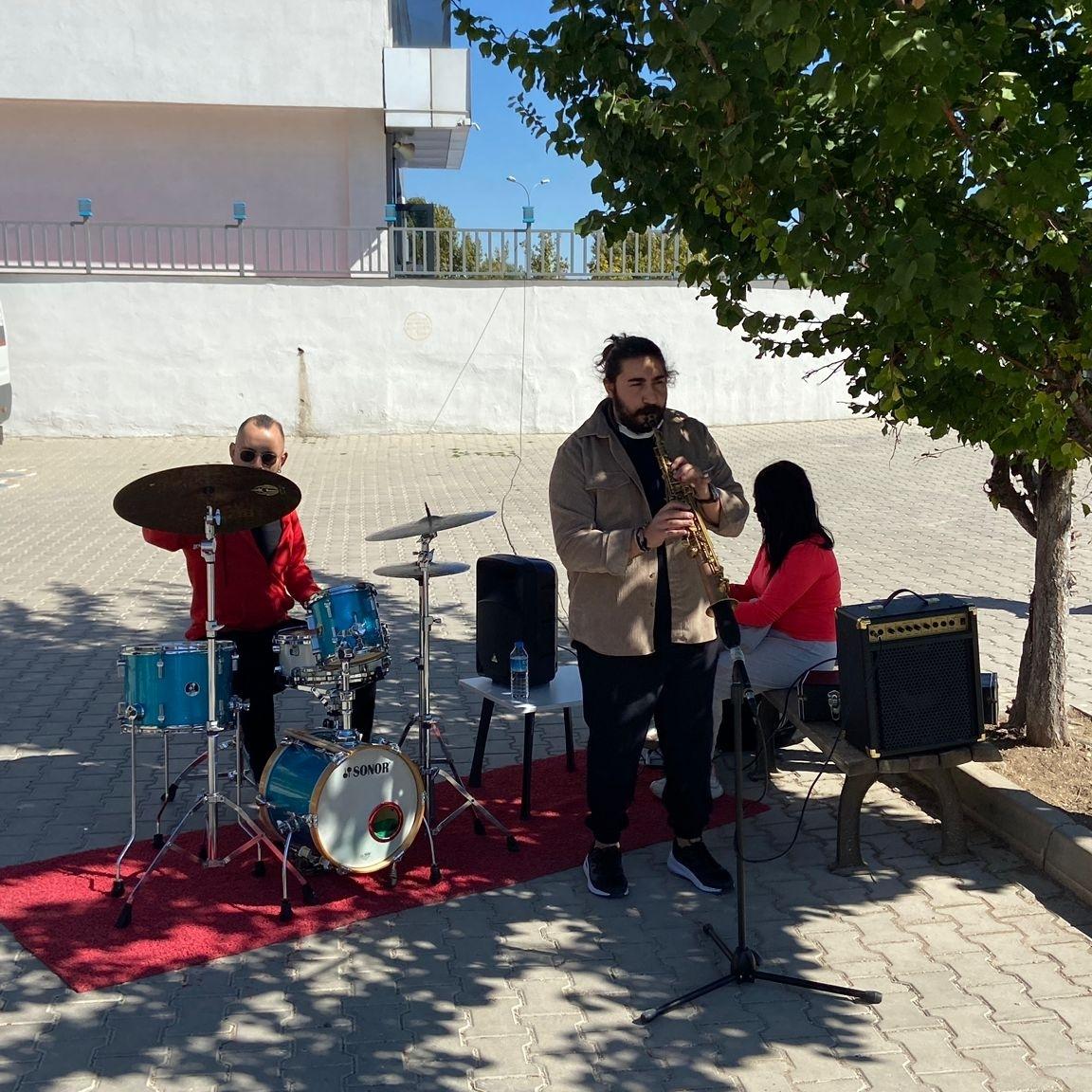 Etkin Kolej   Müzikte Etkin Olduğumuz Bir Gün