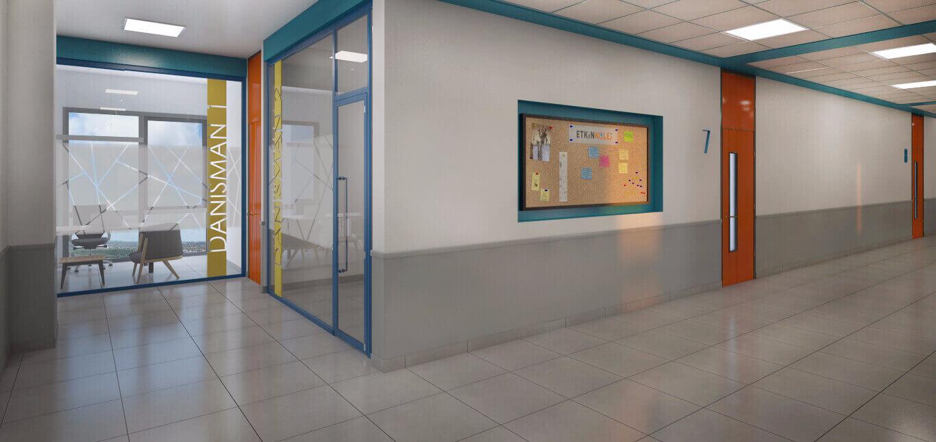 Etkin Kolej | Galeri